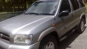2001 Nissan Pathfinder Wagon Gordon Moorabool Area Preview