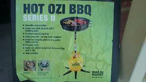 gas bbq portable Ellenbrook Swan Area Preview