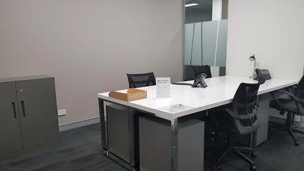 15 SqM FURNISHED OFFICE FOR TEAM OF FOUR