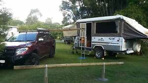 2006 Jayco Swan Outback (Offroad) Camira Ipswich City Preview