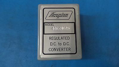 Acopian 48e24e25 48 Volt Regulated Dc To Dc Converter Power Supply - Pcb Mounted