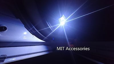 MIT TOYOTA HILUX 2015-on LED courtesy door lights puddle welcome projector lamp