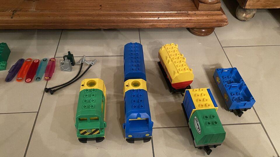 Lego Duplo Großes Eisenbahn Set in Nordrhein-Westfalen - Velbert