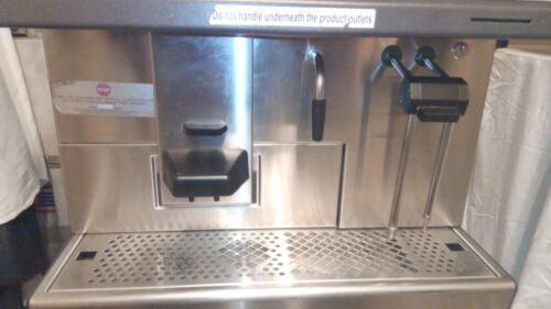 Thermoplan Black and White Starbucks CTS2 Bean to Cup Espresso Machine