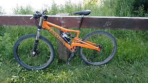 Stolen! Cannondale mountain bike