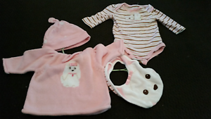 Baby set  maltese puppy design Harristown Toowoomba City Preview