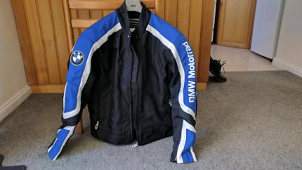 BMW Motorrad Club Jacket. Size M