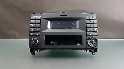 Orig Mercedes 906 Sprinter VW Crafter Radio Bedienteil MR2520 A9069005103
