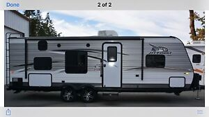 2017 Jayco Jay flight travel trailer 26 foot