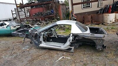 2003 Corvette C5 Z06 Donor Parts Car Body Shell Chassis Frame Race Car