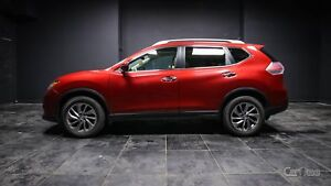 2015 Nissan Rogue SL BEIGE LEATHER | MOON ROOF | BLIND SPOT M...