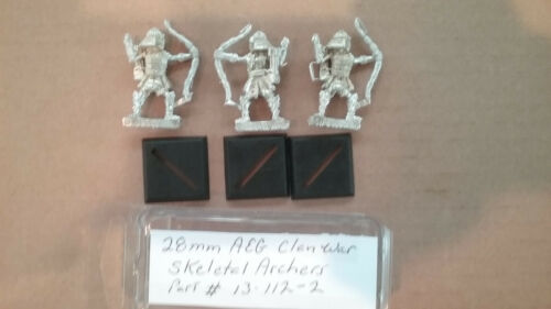 28mm AEG Clan Wars Skeletal Archers