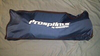 Medspec Prosplints 113909 Original Kit Case Fracture Emt Paramedic Medical Lab