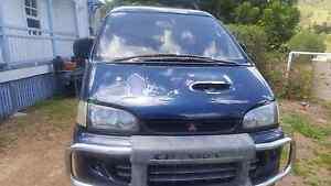 Mitsubishi delica 2.8 turbo d Cooran Noosa Area Preview