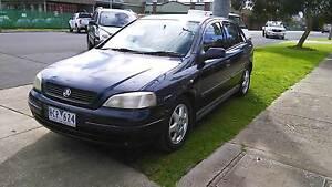 2001 Holden Astra Hatchback Braybrook Maribyrnong Area Preview