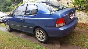 2000 Hyundai Accent Gympie Gympie Area Preview