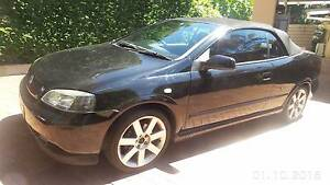 2004 Holden Astra Convertible Bayview Pittwater Area Preview