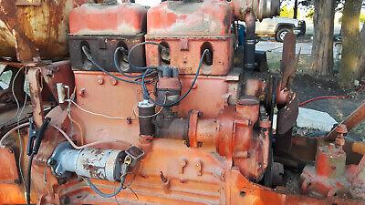Case 400 401 411 Engine