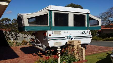 Jayco Finch camper trailer outback Hillarys Joondalup Area Preview