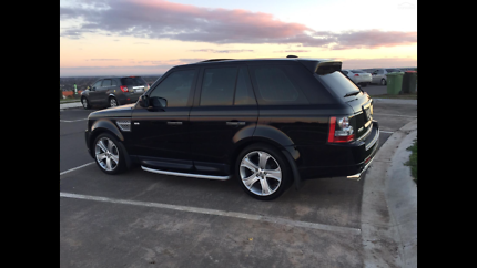 """20"""" Land Rover Range Rover Sport Rims & Nearly New Tyres"""