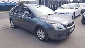 2008 Ford Focus Hatchback AUTO Williamstown North Hobsons Bay Area Preview