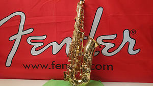 Professional alto Saxophone by conductor gold Epping Whittlesea Area Preview