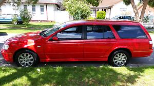 2006 ford falcon wagon GAS With Rwc Doveton Casey Area Preview