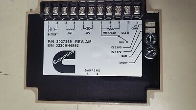 3037359 Cummins Replacement Speed Controller-governor
