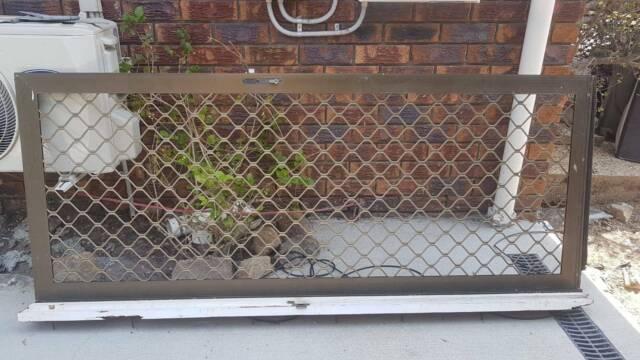Security screen door and window | Building Materials ...