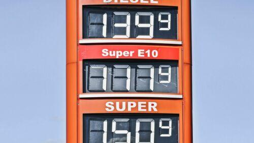 norwegen benzinpreis