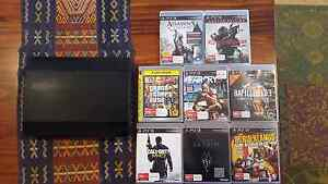 PS3 +8 games, like new condition East Victoria Park Victoria Park Area Preview