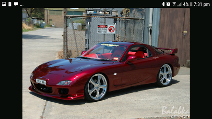 Wanted: WTB a rx7 s6 to s8 have cash