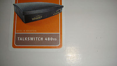 Big Bonus .... Talkswitch 480 Vs 7.11 Pbx 30 Days Warranty Lqqk