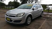 BARGAIN!! GREAT 2004 HOLDEN ASTRA HATCHBACK MANUAL!!! LOW KMS!!! Lansvale Liverpool Area Preview