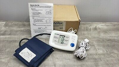 Welch Allyn Personal Blood Pressure Communicator W Extension Manual