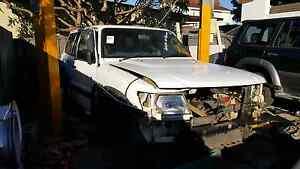 Wrecking 1998 Nissan GU PATROL  TD42 Padstow Bankstown Area Preview