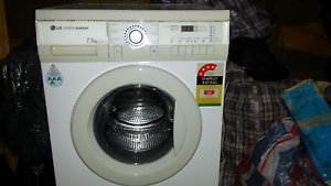 Lg front loader washing machine Campsie Canterbury Area Preview