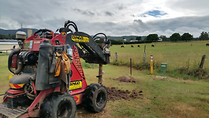 Dingo hire with driver HOLES TRENCHES Greenbank Logan Area Preview