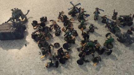 Warhammer 40k and Warhammer bulk lot - space marines and others
