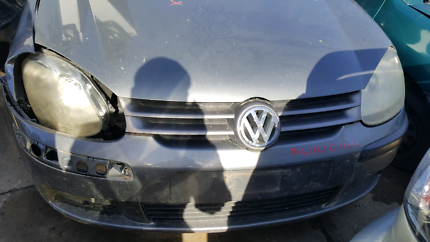 Volkswagen Golf  2005 now wrecking East Albury Albury Area Preview