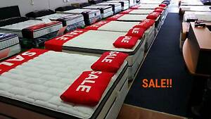 OVER STOCK! SELLING IT CHEAP! WA MADE Q MATTRESSES FROM $279!! Cannington Canning Area Preview