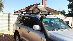 Toyota Landcruiser 200 Series Aluminium Roof Rack BRAND NEW Wattle Grove Kalamunda Area Preview