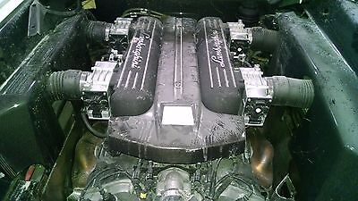 Used Lamborghini Engines and Components for Sale