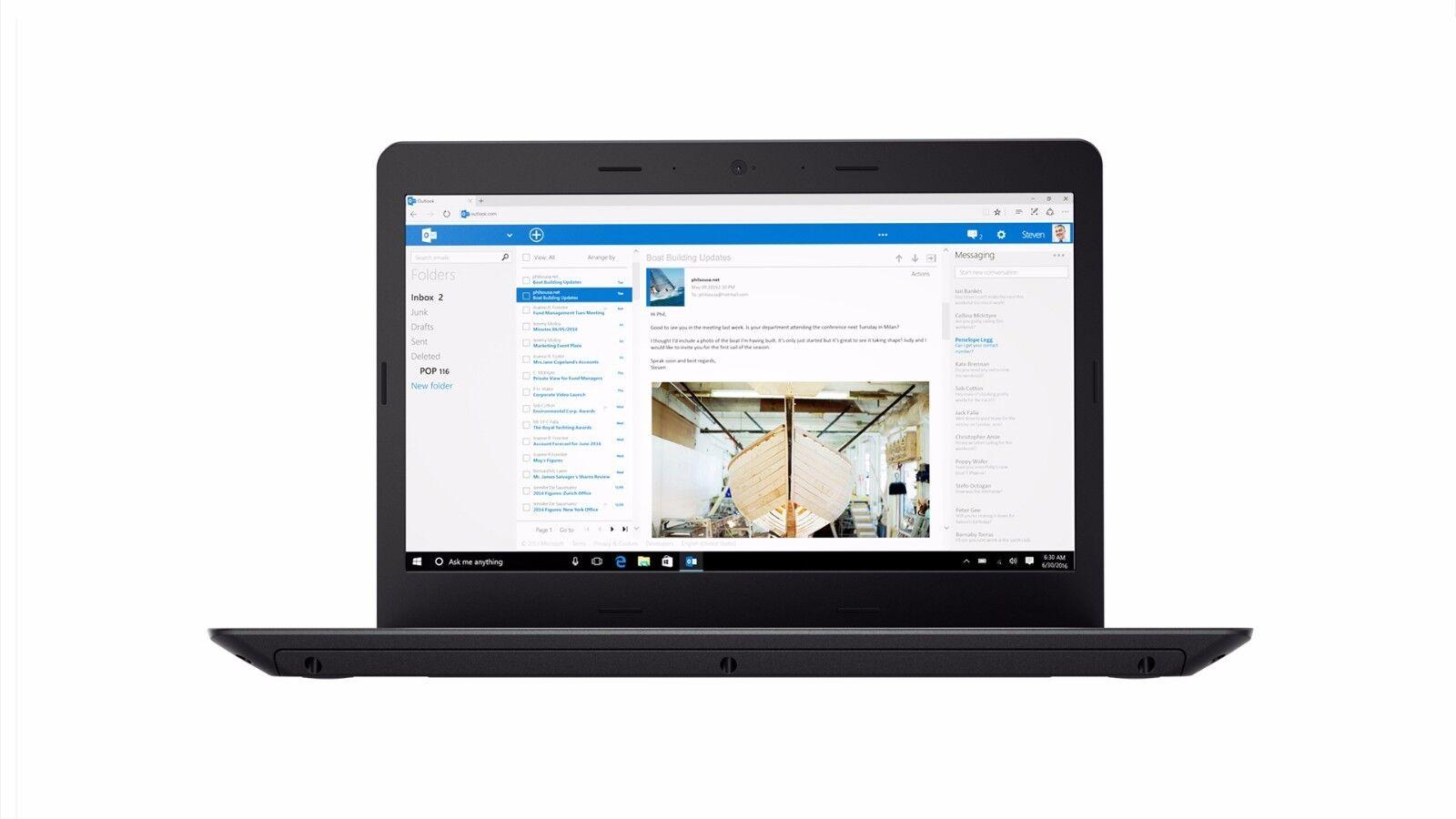 "Lenovo Notebook 20H10069US ThinkPad E470 14"" Corei5-6200U 4GB 500GB"