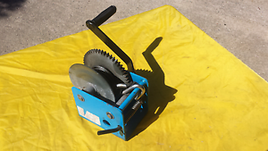 Boat winch HEAVY DUTY Sandstone Point Caboolture Area Preview
