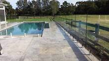 GLASS POOL FENCING CLEARANCE SALE Salt Ash Port Stephens Area Preview