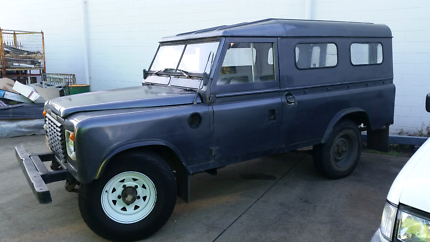Landrover 1977 109 series 3 Cairns Cairns City Preview