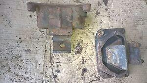 Soporte-del-motor-Eliminado-de-FORD-IVECO-75-e-Ruptura-para-piezas