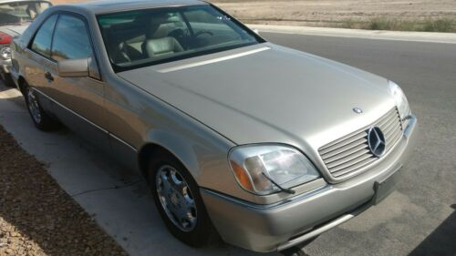 1995 mercedes benz s 600 v12 sports coupe mercedes benz for 1995 mercedes benz s600