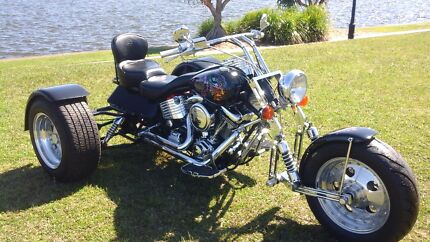 Harley Davidson trike 1999  Pelican Waters Caloundra Area Preview